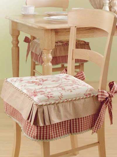 Chair Cushions photo