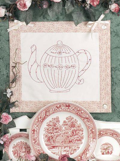 Teapot Wall Quilt photo