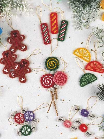 Sugarplum Ornaments photo