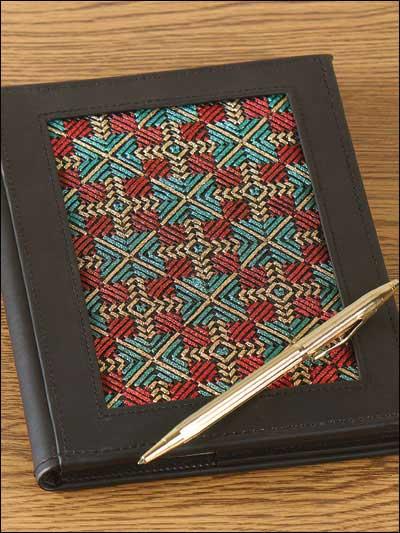 Metallic Address Book Cover photo
