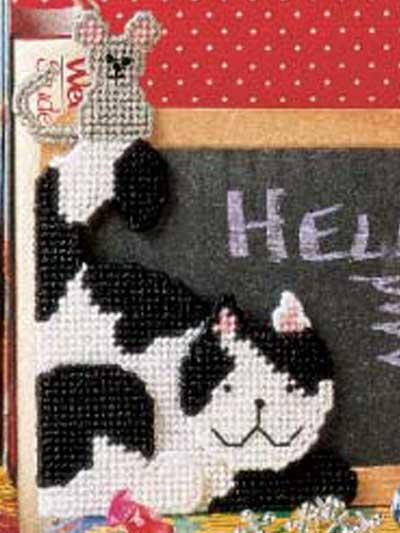Furry Friends Chalkboard photo