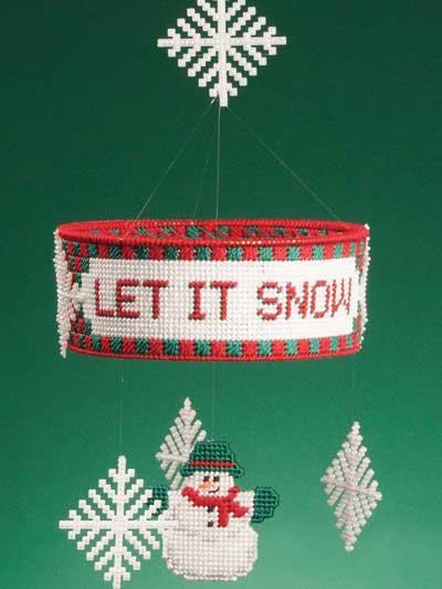 Let It Snow Mobile photo
