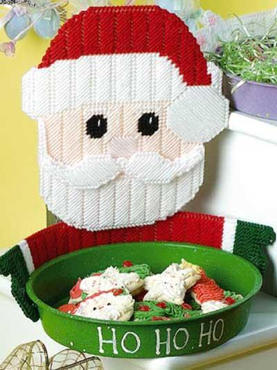 Santa Party Pan photo