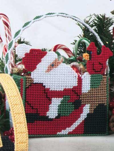 Santa's Gift Basket photo