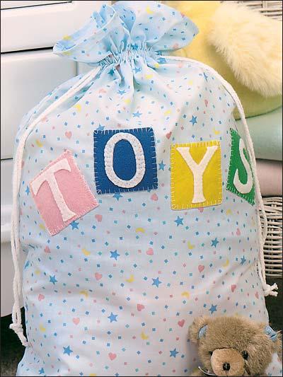 Baby's Toy Bag photo