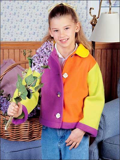 Bright Fleece Jacket photo