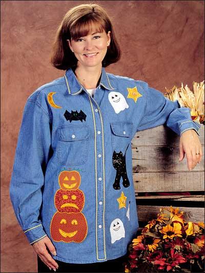 Halloween Shirt photo