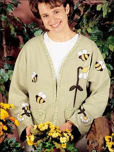 Honeybee Cardigan photo