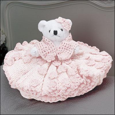Teddy Bear Bed Dolls photo