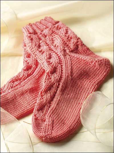 Curvy Lace Socks photo