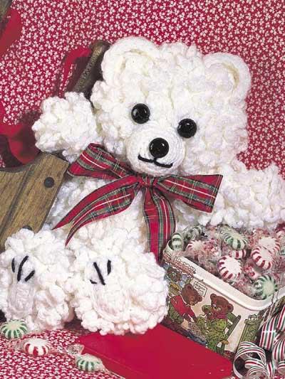 Curly Teddy Bear photo