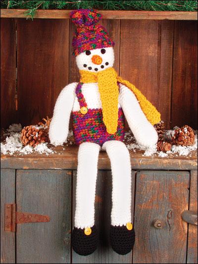 Shelf-Sitter Snowman photo