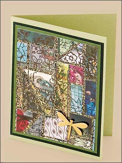 Mosaic Photo Cards photo