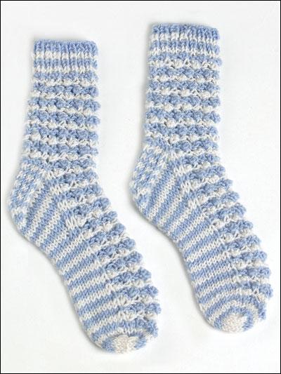 Berry Bramble Socks photo