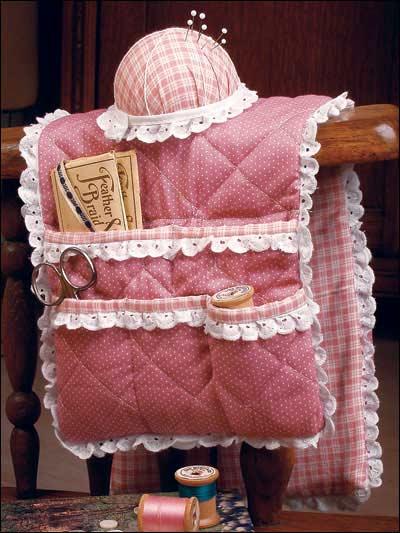 Sew Sweet Armchair Organizer photo