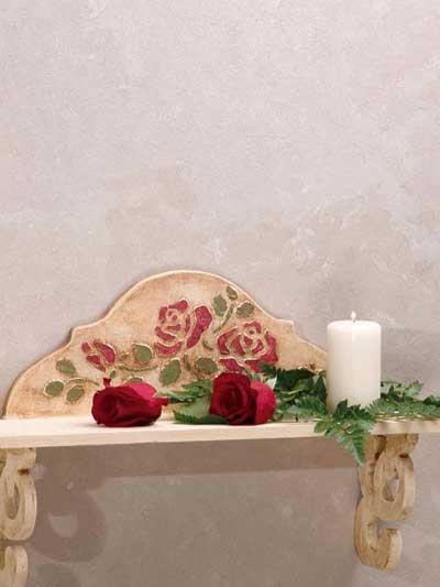 Romantic Rose Shelf photo