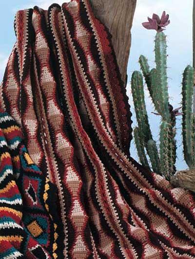 Navajo Triangle Strips photo