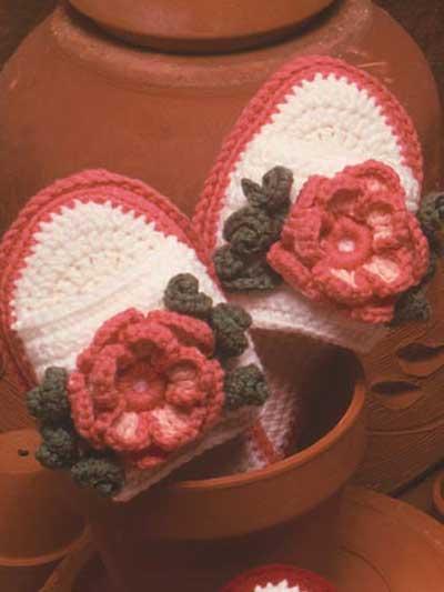 Anemone Slippers photo