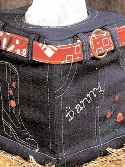 Blue Jeans Box photo