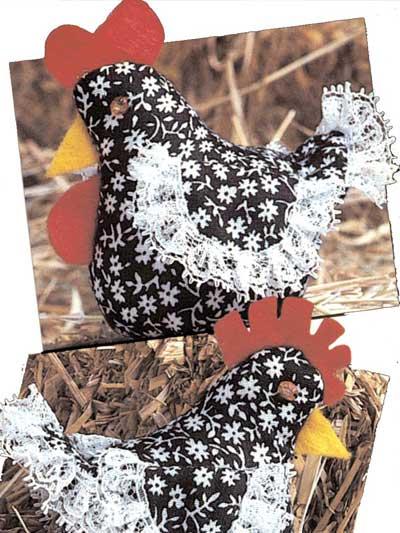 Calico Chicks photo