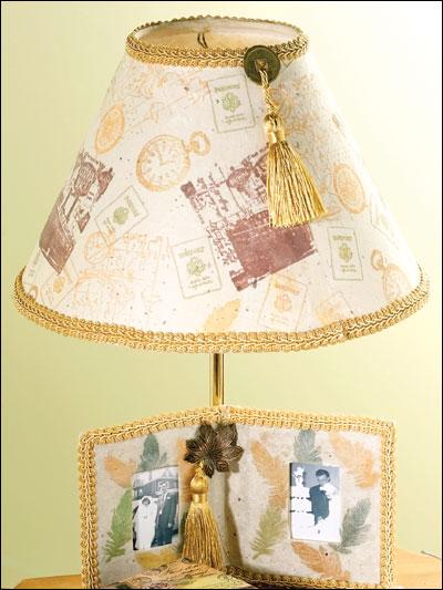 Around the World Travel Lamp Set photo
