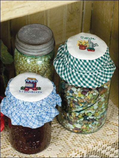 Jar Lids photo