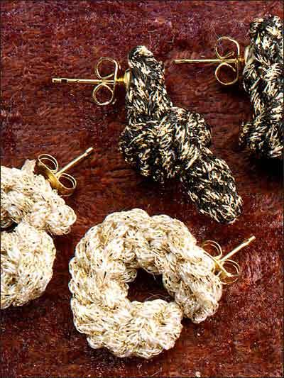 Glitzy Earrings photo