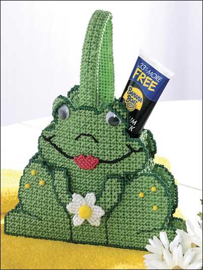 Happy Frog Tote photo