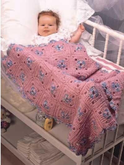 Baby Granny Afghan photo