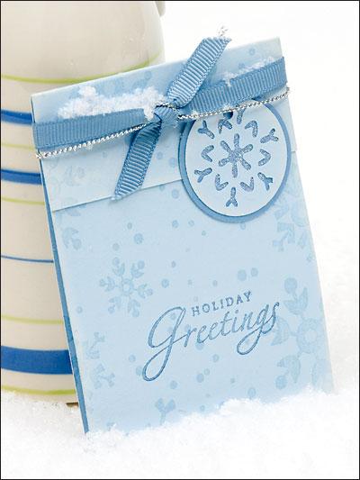 Glitzy Holiday Greetings photo