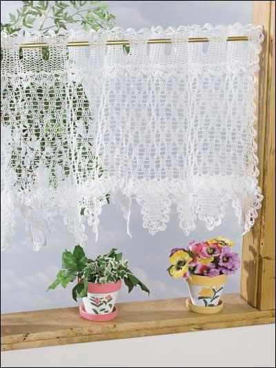 Ruffled Splendor Curtain Valance photo