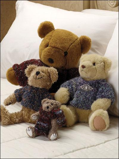 Teddy's Close-Knit Family photo