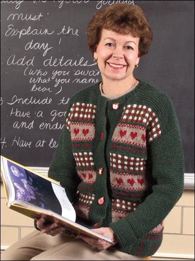 Teacher's Sweater photo