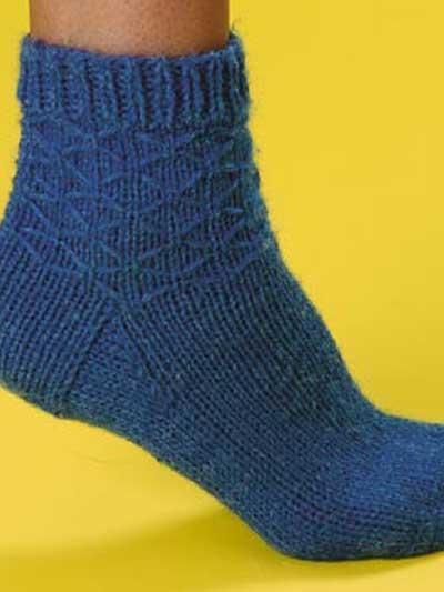 Mock-Smock Sock photo