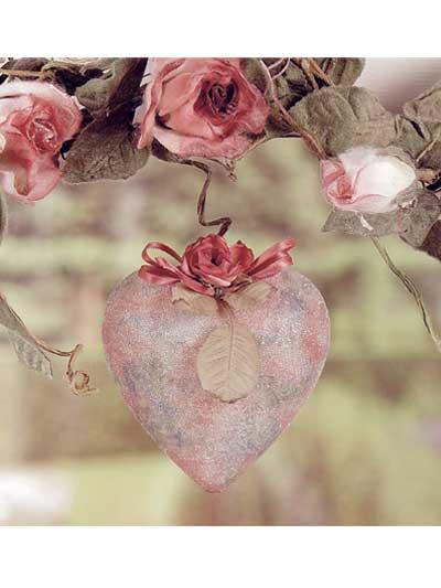 Napkin-Applique Ornament photo
