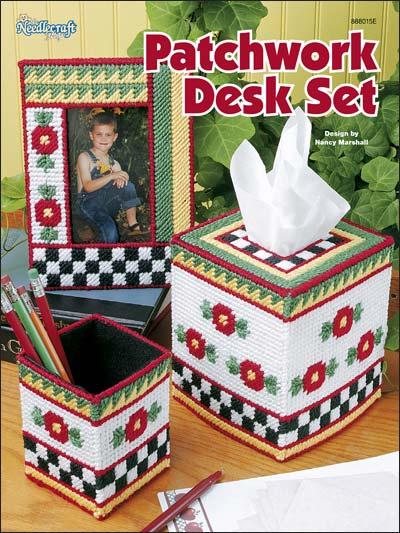 Patchwork Desk Set photo