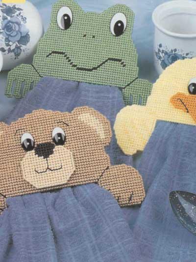 Animal Towel Parade photo