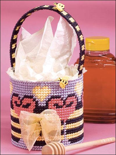 Bee Basket photo