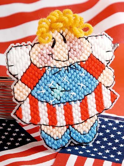 Patriotic Angel photo