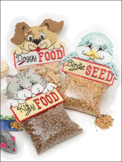 Precious Pets' Food Clips photo