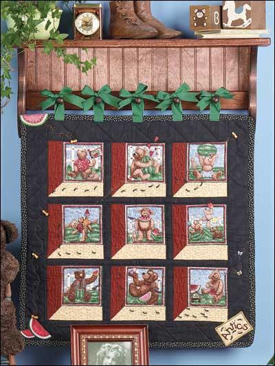 Attic Window Wall Hanging photo