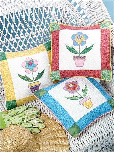 Summer Buds Pillows photo