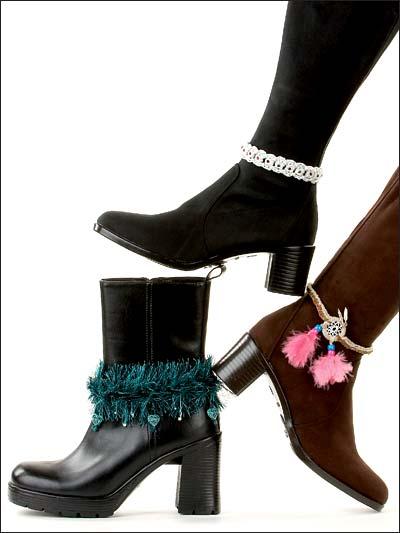 Boot Bracelets photo