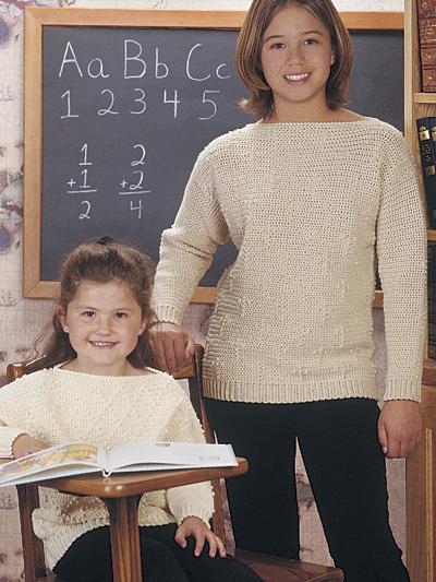 Cross & Diamond Sweaters photo