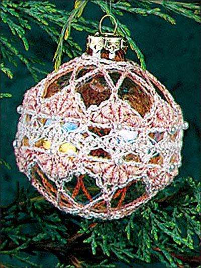 Delicate Christmas Ornaments photo