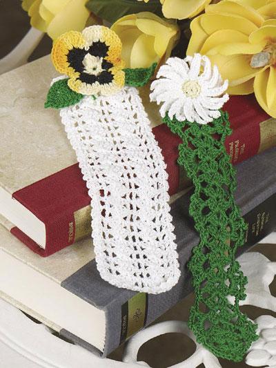 Flower Bookmarks photo