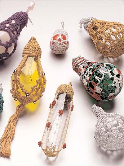 Light Bulb Ornaments photo