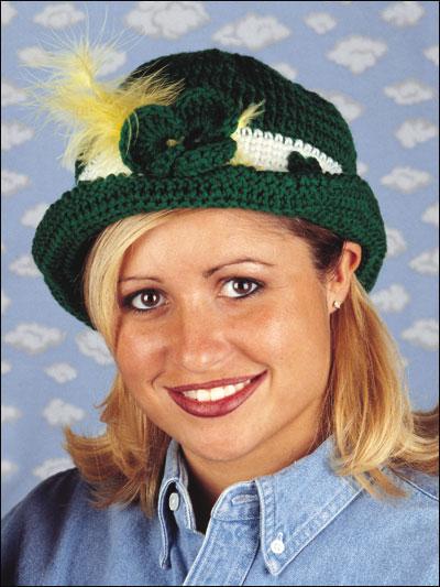 Lucky Irish Hat photo