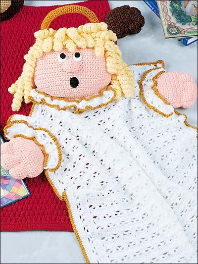 Angel Blanket Buddy photo