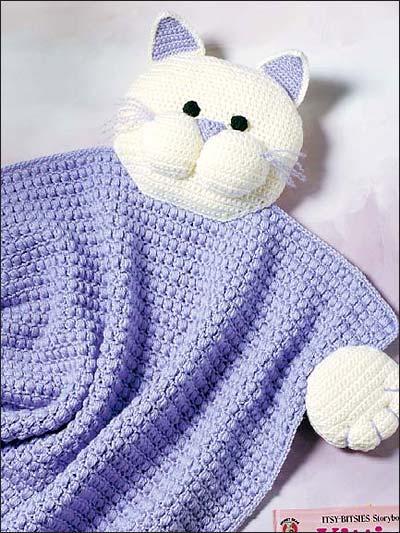 Kitty Blanket Buddy photo